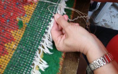 Rug Repair at Southern Idaho Rug Washing